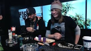 High Noon : Ep 102 – Charity Hip Hop Hot Box by Pot TV