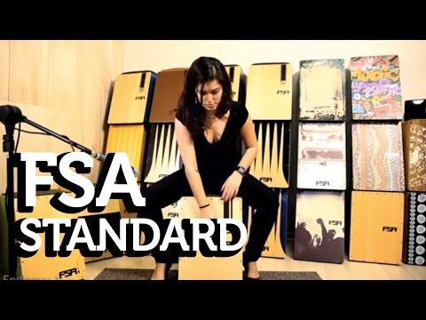 FSA Standard Series - Teste (видео)
