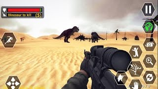 Dinosaurs Hunter Android Gameplay