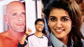 Video Priya Prakash Varrier V/s Dhinchak Pooja   Manikya Malaraya Poovi   Oru Adaar Love MP3, 3GP, MP4, WEBM, AVI, FLV Maret 2018