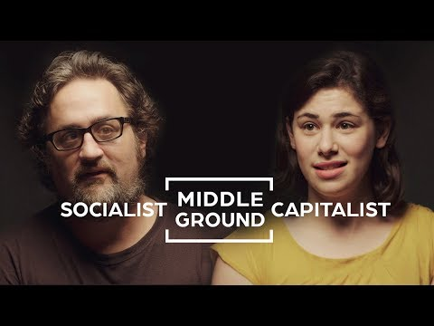 Can Socialists and Capitalists Find Middle Ground?
