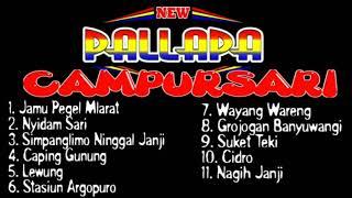 New Pallapa Full Album Lagu Campursari Dangdut Koplo ll Kendang Cak Met 2018