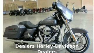 10. 2014 Harley-Davidson Street Glide Base - Specification