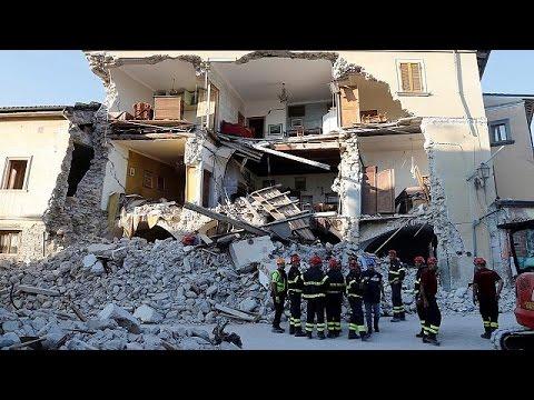 Ιταλία: Νέο αντισεισμικό σχεδιασμό εξήγγειλε ο Ρέντσι