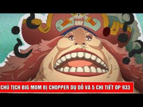 Chủ tịch Bigmom mất trí nhớ bị Chopper dụ dỗ và 5 chi tiết trong One Piece tập mới nhất - Thời lượng: 4 phút, 23 giây.