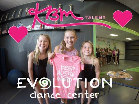 Austin - Day of Dance in Austin Texas at Evolution Dance Center.