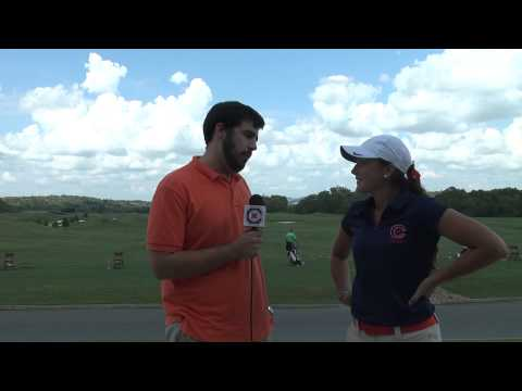 Danielle Baiunco Interview Post First Round of SMI - 9-6-14
