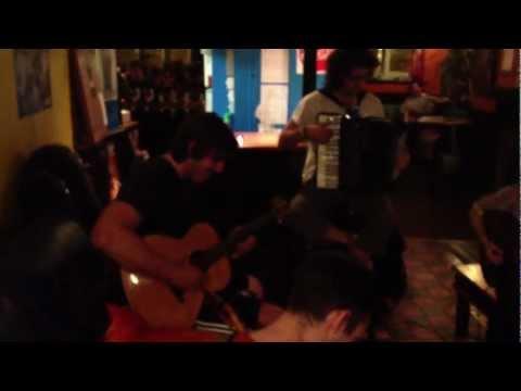 Thousand Monkeys + Effra (Gypsy Folk Jam)
