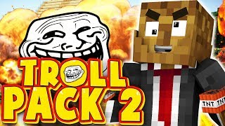 THE GRAND FINALE BLOWING UP THE ENTIRE SERVER - TROLL PACK SEASON 2