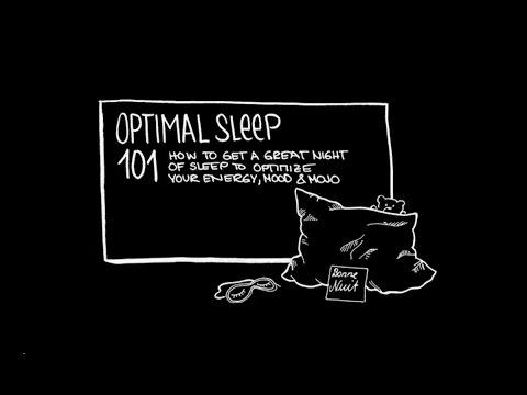 Sleep 101 masterclass (intro only)