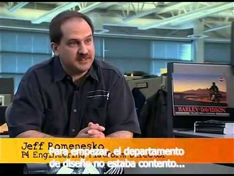 Harley Davidson documental español