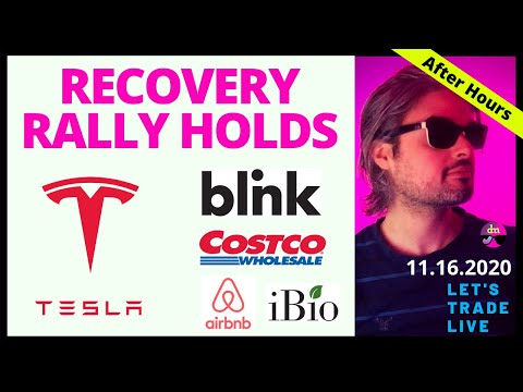 Tesla, Airbnb, Costco, BLNK, IBIO = Stock Market After Hours