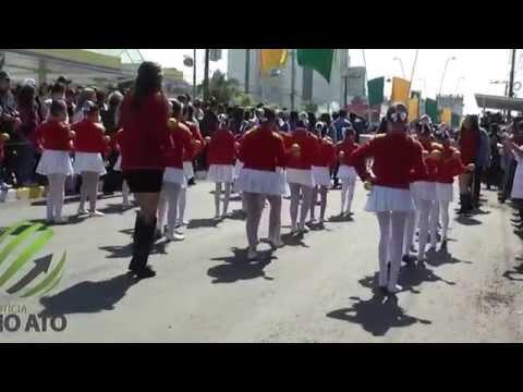 Desfile Cívico e Militar de Sete de Setembro Lages  SC