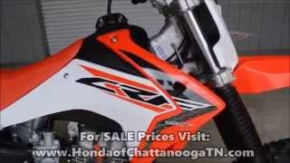 10. 2015 Honda CRF150 For Sale / Chattanooga TN GA AL CRF DirtBike Dealer