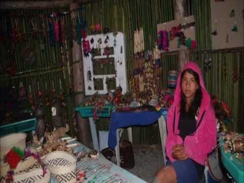 Casa Cultural Guarani - Aldeia Três Palmeiras - Aracruz 1