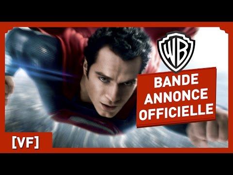 Man Of Steel - Bande Annonce Officielle 1 (VF) - Zack Snyder / Henri Cavill / Kevin Costner