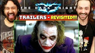 THE DARK KNIGHT (TRAILERS REVISITED) - How Accurately Portrayed Was The Movie?! by The Reel Rejects