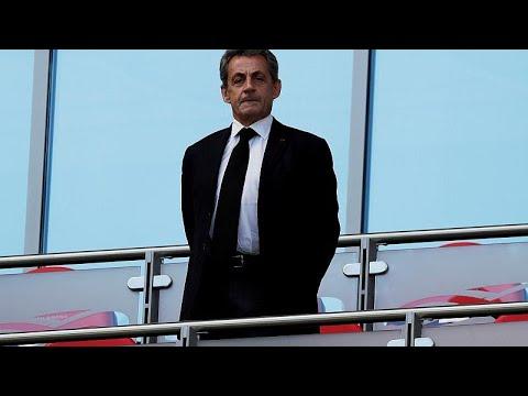 Frankreich: Ex-Präsident Nicolas Sarkozy muss wegen K ...