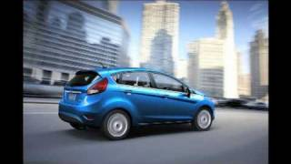 Real World Test Drive Ford Fiesta 2011