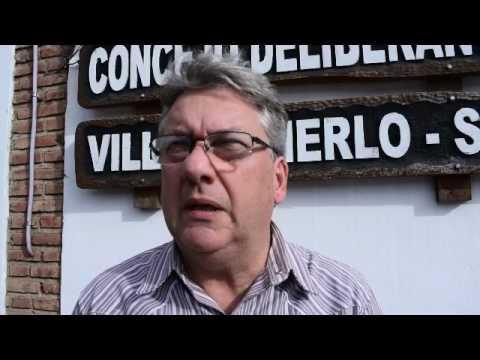 Adolfo Rial, candidato a concejal en primer lugar por