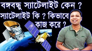 Video বঙ্গবন্ধু স্যাটেলাইট কেন ? Bangabandhu Satellite ? What is Satellite ? How it works ? Bangla MP3, 3GP, MP4, WEBM, AVI, FLV Agustus 2018