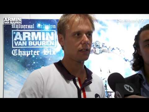 Armin van Buuren - Universal Religion Chapter 6 - Cover Launch Event