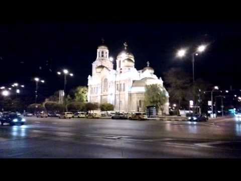 Nokia Lumia 1520 Night Sample Video