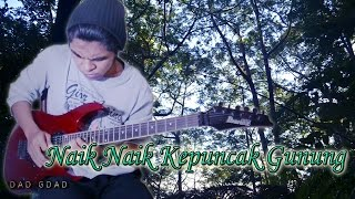 Video Naik Naik Ke Puncak Gunung Versi Reggae Guitar Cover By Mr. JOM MP3, 3GP, MP4, WEBM, AVI, FLV Desember 2017