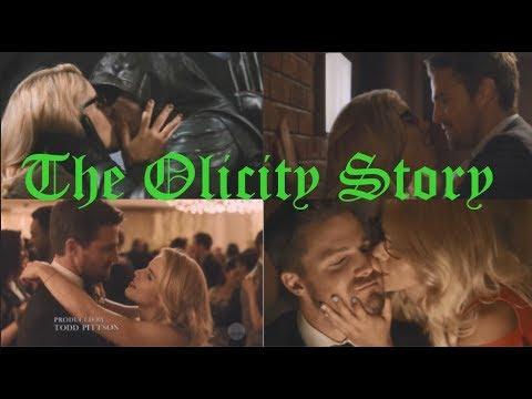 The Olicity Movie from Arrow (Season 1-6)