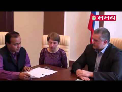 An exclusive interview of Crimean PM