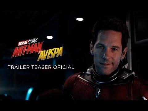 Ant-Man y la Avispa - Tráiler Oficial en español?>