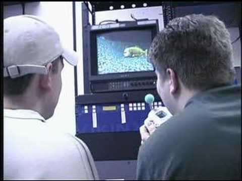 seaman dreamcast video