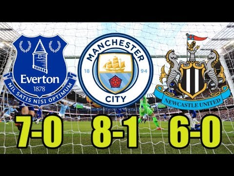 Every Premier League Club's Biggest Ever Defeat