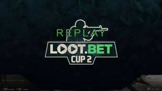 LOOT.BET CUP #2 || Vega vs Tricked bo3 || by @Zais & @Deq map1