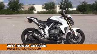 2. Used 2013 Honda CB1000R Motorcycles for sale