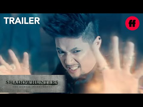 Shadowhunters | Season 3 Trailer | Freeform