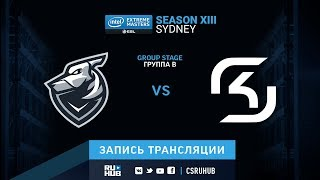 Grayhound vs SK Gaming - IEM Sydney XIII - map1 - de_mirage [SleepSomeWhile, Anishared]