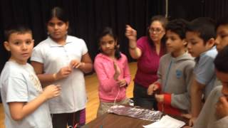 MaKey MaKey in Music Classes