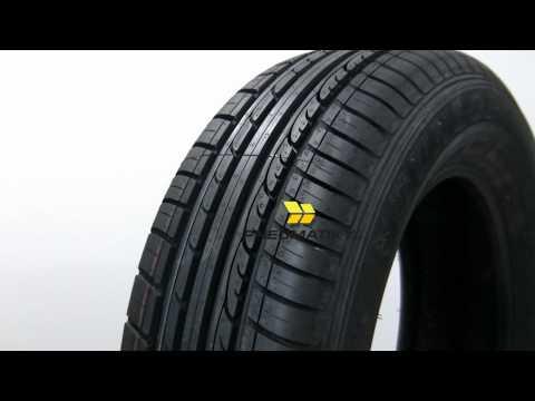 Youtube Dunlop SP Sport Fastresponse 185/55 R16 83 V Letní