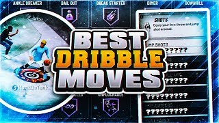 HANKDATANK BEST DRIBBLE MOVES & COMBOS IN NBA 2K20 - HOW TO BECOME A DRIBBLE GAWD IN NBA 2K20