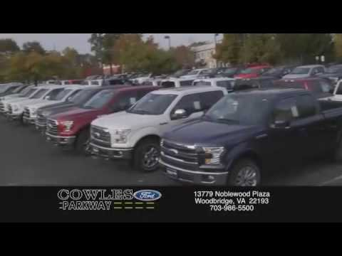 Where PRICE Sells Cars – Cowles Ford Fusion Serving Stafford VA