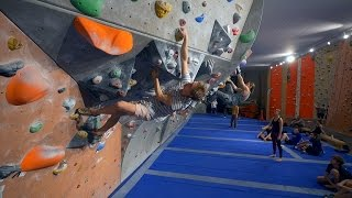 David Is Finally Back And Climbing With Us After His Injury! by Eric Karlsson Bouldering