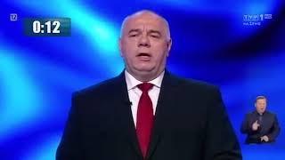 Debata wyborcza w TVP Info, Sasin vs Budka.