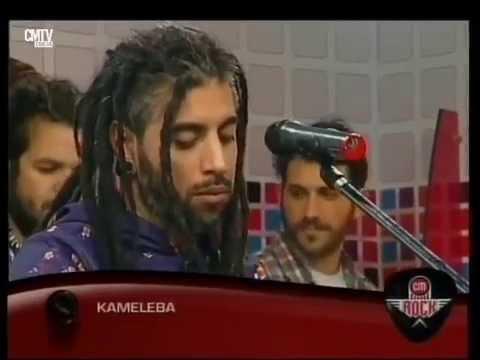 Kameleba video Semilla - Acústico CM Rock 2013