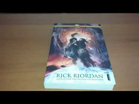 Review - Livro A casa de Hades