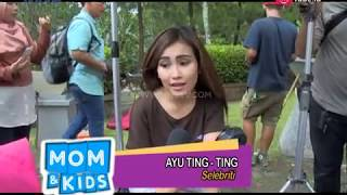 Video Kelucuan Bilqis Anak Ayu Ting Ting  - Mom & Kids (12/3) MP3, 3GP, MP4, WEBM, AVI, FLV November 2018