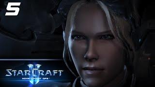 StarCraft 2 - Nova Covert Ops - Mission 5: Night Terrors