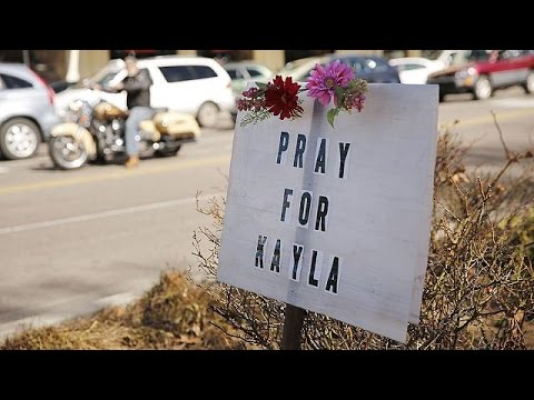 ΗΠΑ: «Ο Αλ Μπαγκντάντι βίαζε την Αμερικανίδα όμηρο Κέιλα Μιούλερ»