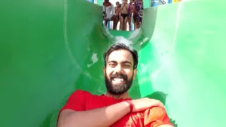 WOW Water Park Noida | Worlds Of Wonder | Gopro Footage