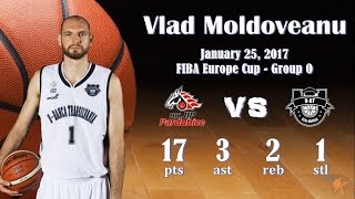 2017.01.25 Vlad Moldoveanu at BK Pardubice